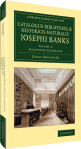 3D front cover of Catalogus bibliothecæ historico-naturalis Josephi Banks by Jonas Dryander